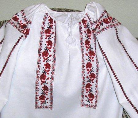 Украинская вышивка: от древности до современности