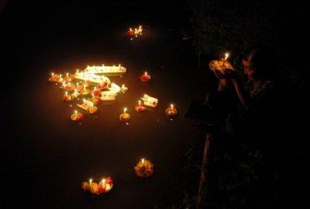 Таиланд: праздник Лои Кратонг