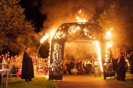 Шотландия: праздник Бельтайн у кельтов